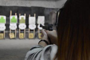 Стрельба для женщин