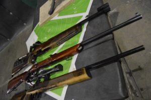 Соревнования по стрельбе из винтовки