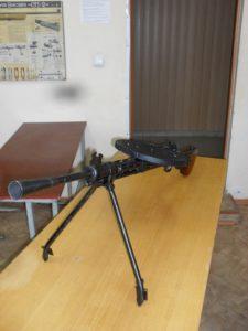 ДП-27 пулемет Дегтярёва в Нижегородском тире