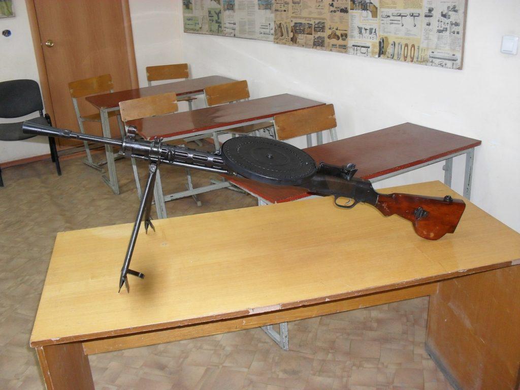 Пулемет Дегтярёва ДП-27