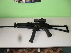 Сайга 9 стрельба в тире Нижнего Новгорода
