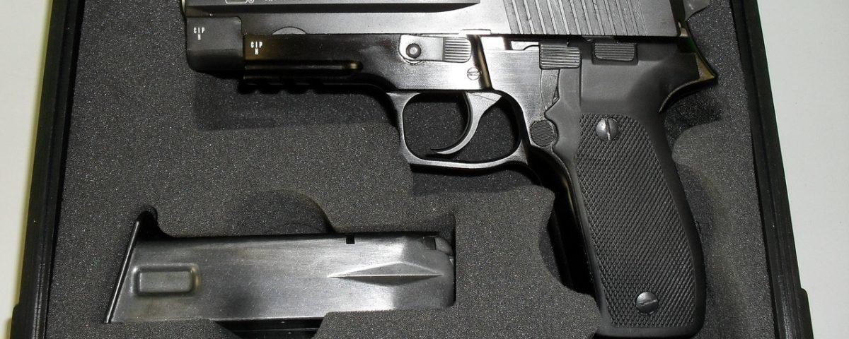 Стрельба из пистолетов в тире Н.Новгорода