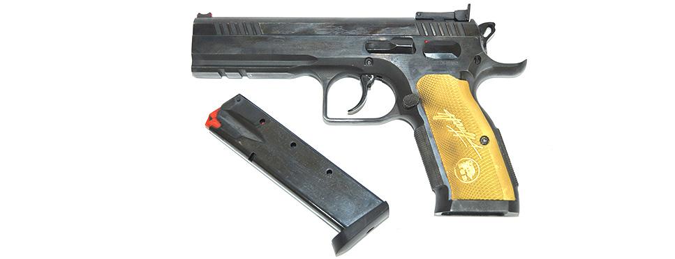 Пистолет Tangfolio Stock III S.A. кал. 9х19мм