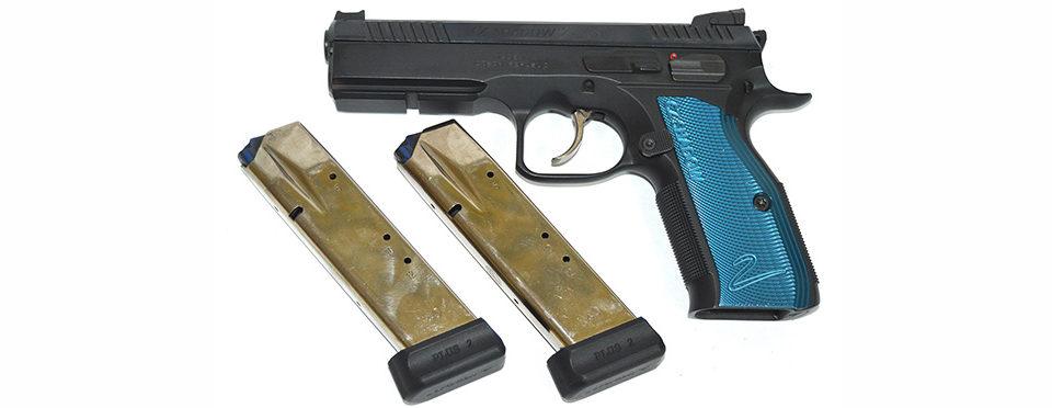 Пистолет CZ Shadow 2 кал. 9х19мм