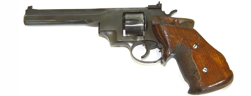 Револьвер ТОЗ-49 кал. 7,62мм