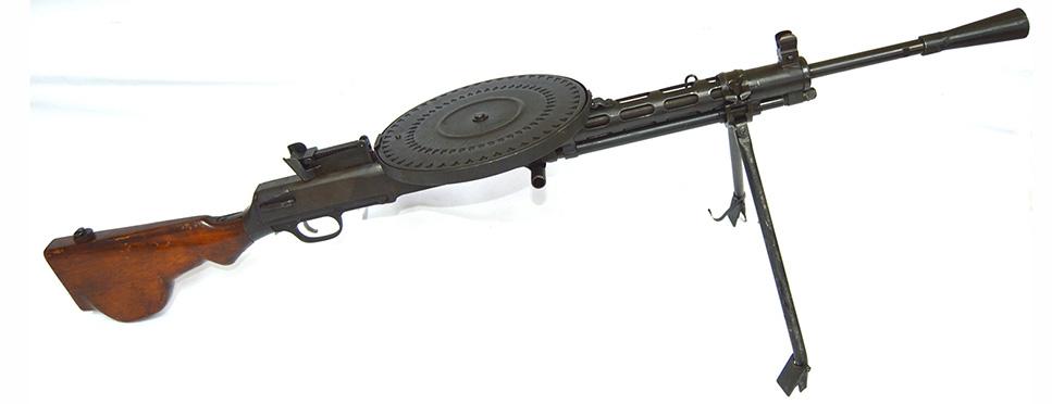 Пулемёт Дегтярёва ДП-27 кал. 7,62х54мм
