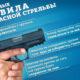 БЕКОСО правила безопасной стрельбы