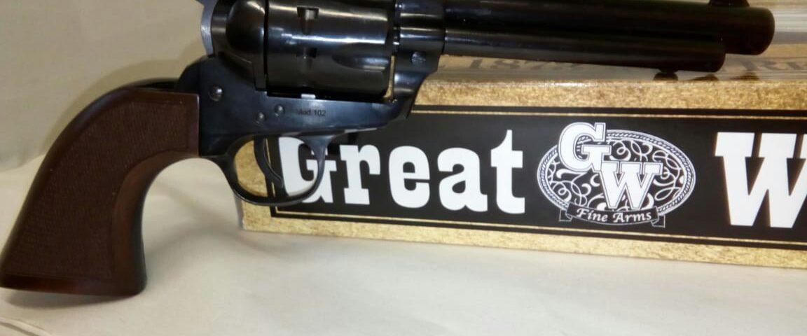 Револьвер 1873 Pietta 102 SA кал. 22LR