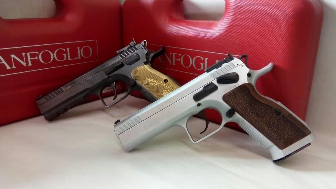 TANFOGLIO STOCK II и STOCK III