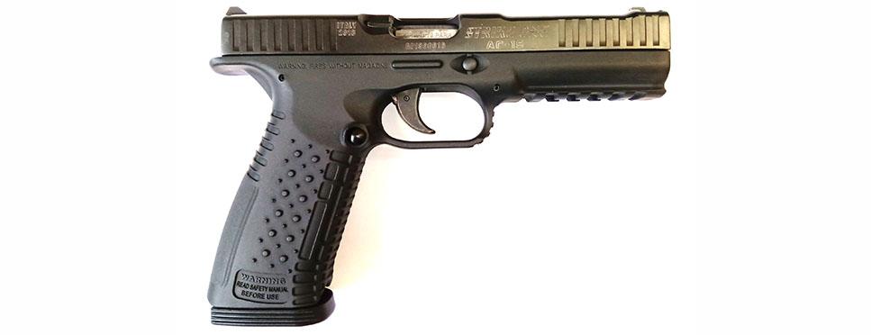 Пистолет Strike One кал. 9х19мм