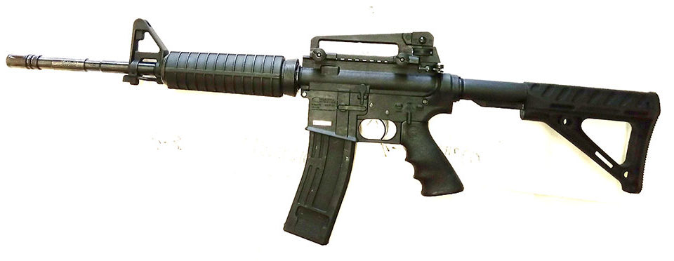 Полуавтоматический карабин М4 кал. 22LR (5,6мм)
